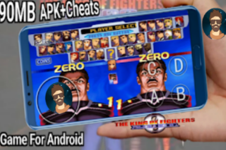 Andredoo The King Of Fighters 2000 Plus Game Android Apk