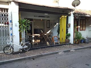 ola lavanderia cafe - budget hotel menarik di melaka