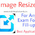 Image Resizer Online Best Application For Android | Fast and Easy to Use | Any Government Job Exam Form Fill Up