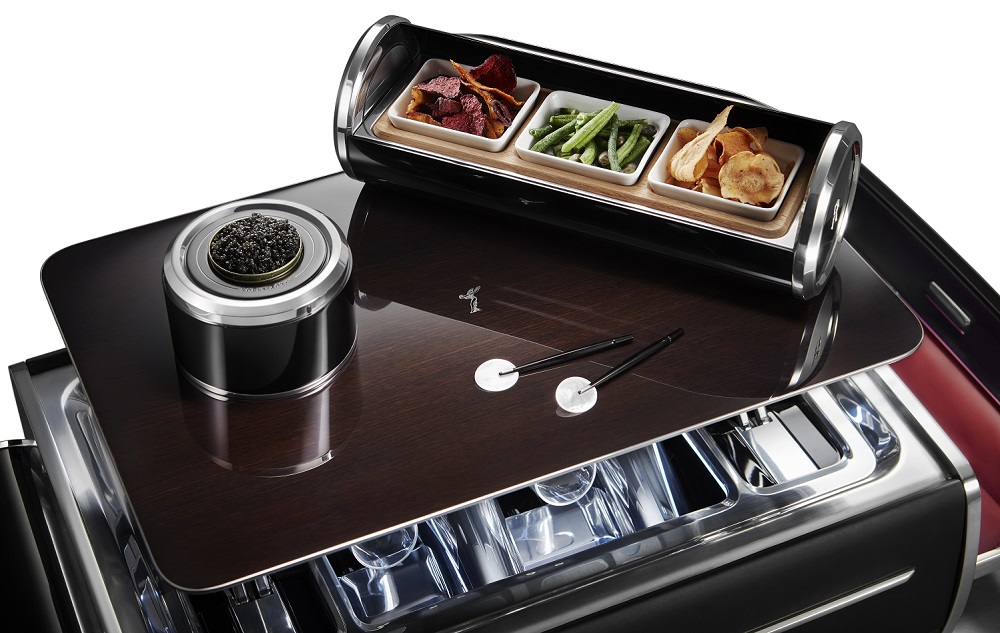 Champagne Chest by Rolls-Royce