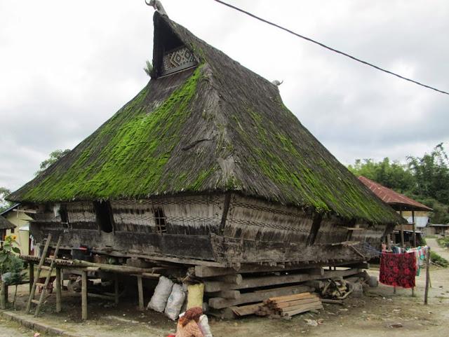 7600 Rumah Adat Sumatera Utara Dan Gambarnya Gratis Terbaik