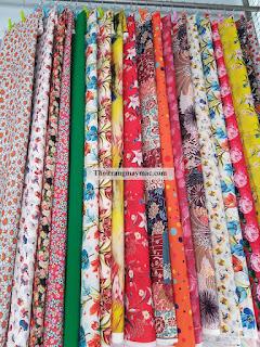 Giới thiệu nơi bán vải áo dài thời trang uy tín, chất lượng, giá rẻ