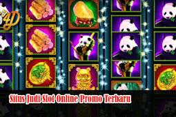 Situs Judi Slot Online Promo Terbaru