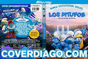 Los Pitufos En La Aldea Perdida - BLURAY