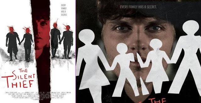 The silent thief, película
