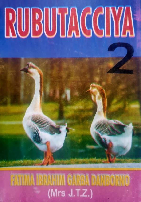 RUBUTACCIYA BOOK 2  CHAPTER 8 BY FATIMA IBRAHIM GARBA DAN BORNO