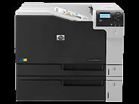 HP Color LaserJet M750dn Printer Driver