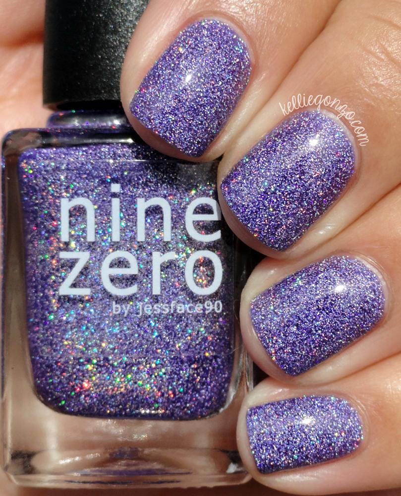 Nine Zero Lacquer Iris