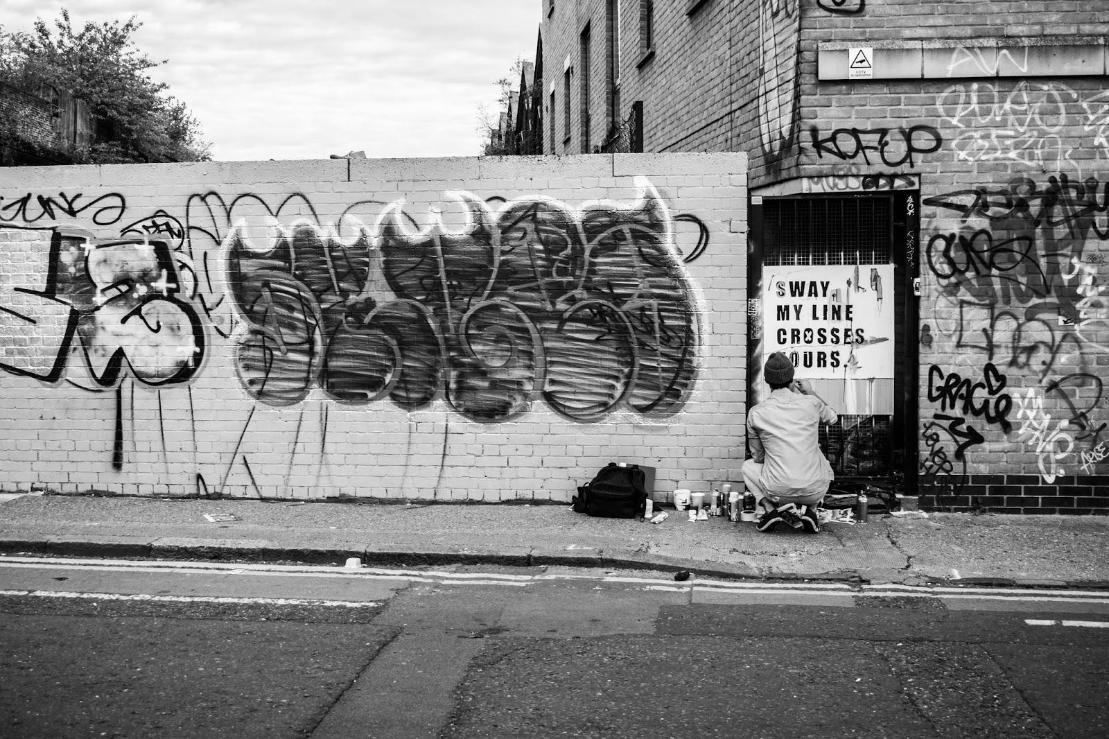 Shoreditch London Urban Photography