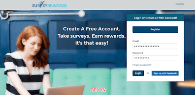 موقع survey rewards