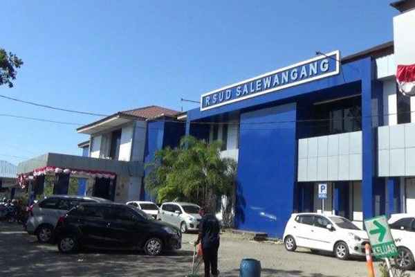 RSUD Salewangang Maros Tangani PDP dan ODP Covid-19