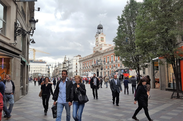 Puerta del Sol, Madrid, Elisa N, Blog de Viajes, Lifestyle, Travel
