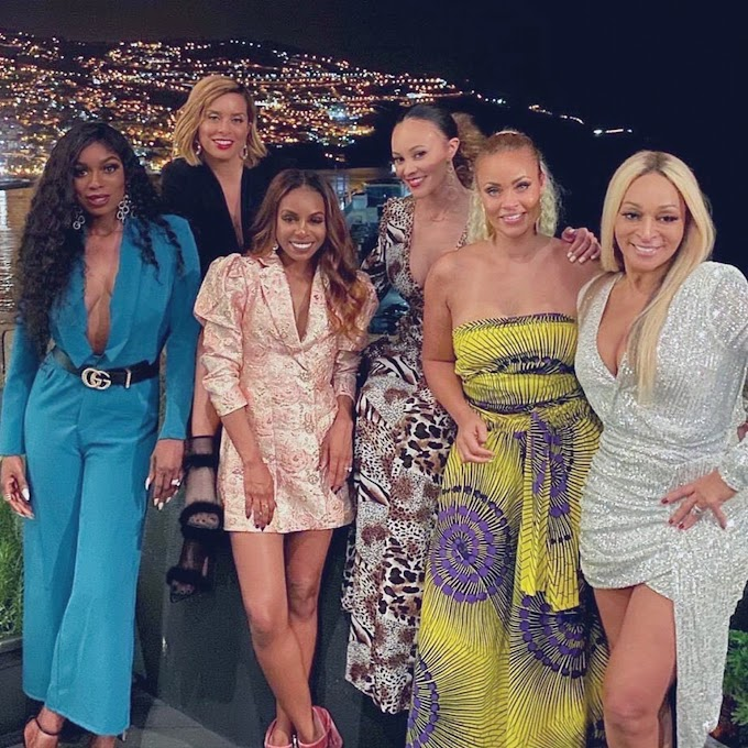 The Real Housewives Of Potomac Spotting Filming Cast Trip In Portugal For Season 5 — See Pics Here!
