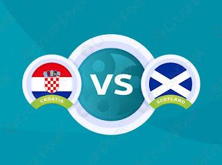 موعد مباراة كرواتيا واسكتلندا في بطولة يورو 2020.