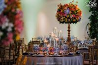 casamento realizado por life eventos especiais no espaço da torre em ivoti rs com decoração elegante sofisticada e luxuosa colorido primaveril