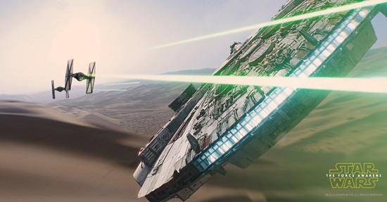 Star Wars-The Force Awakens 2015