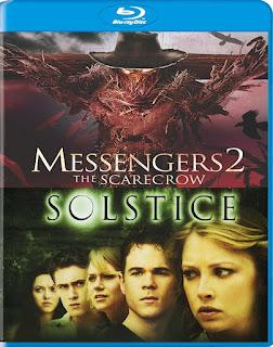 Los Mensajeros 2: El Espantapájaros & Solsticio [BD25] *Subtitulada