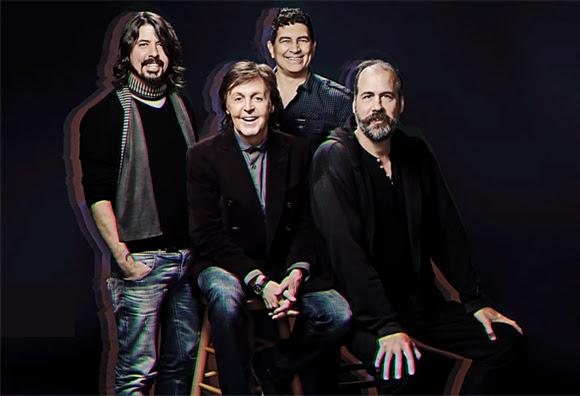 Paul McCartney et Nirvana : la version studio de «Cut Me Some Slack»