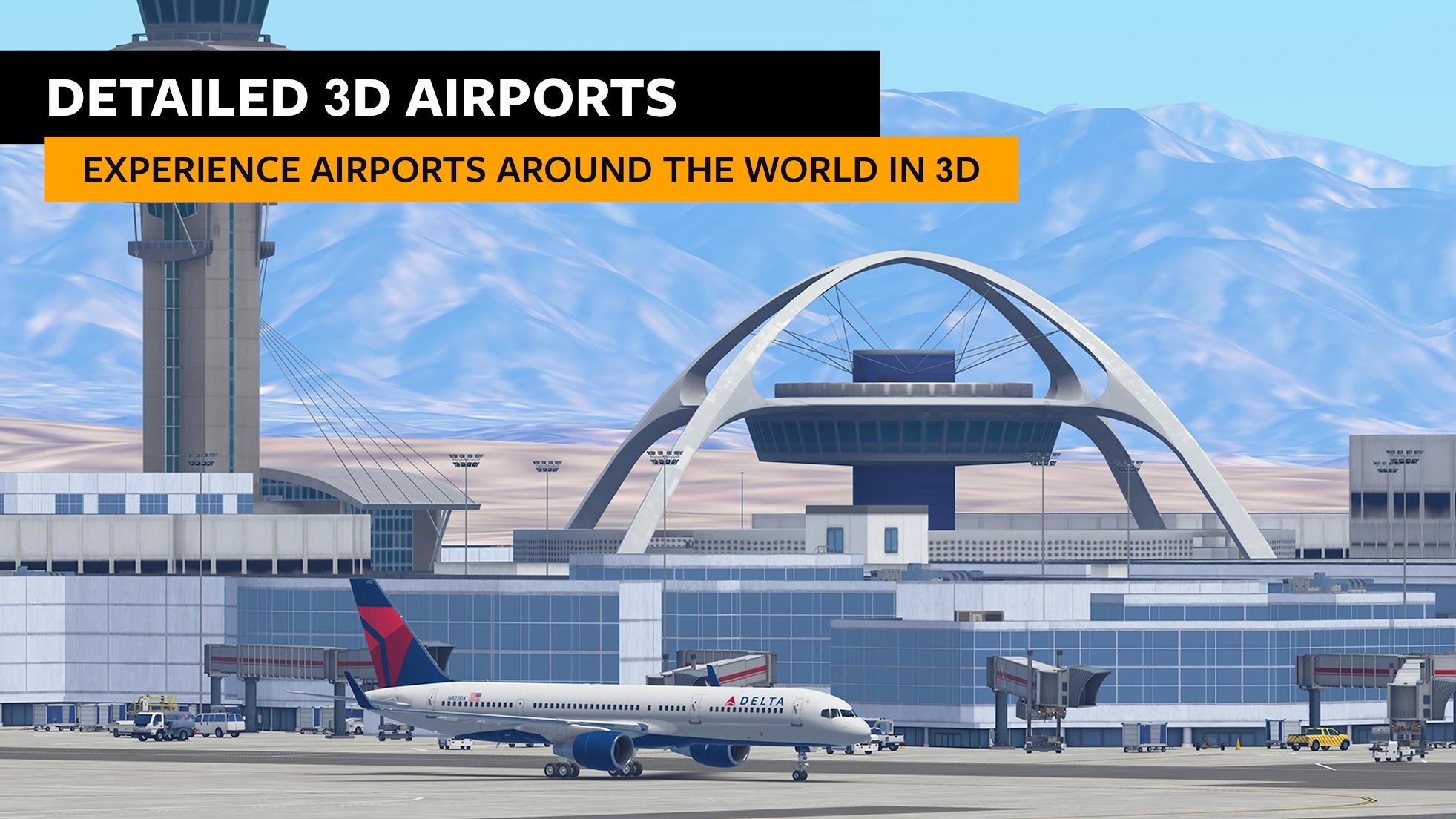 Game Pesawat Terbaik di Android Infinite Flight - Flight Simulator