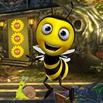 Games4King - G4K Dejected Bee Escape