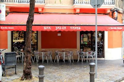 Bar Jaica de Barcelona