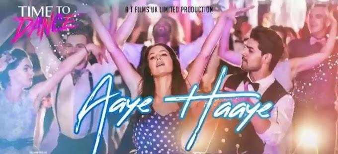 AAYE HAAYE Lyrics - Time To Dance | Millind Gaba