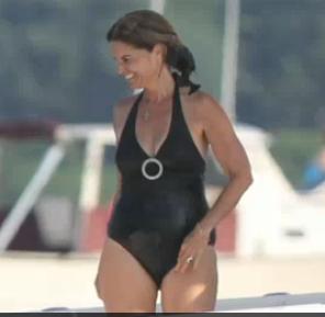 Curious maria shriver bikini advise