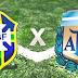 Saiba onde assistir ao vivo o amistoso Brasil x Argentina na TV e na internet