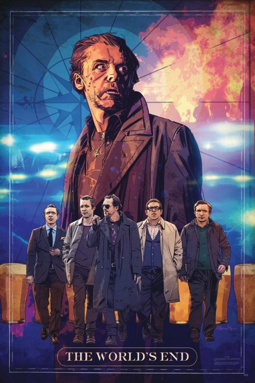 Dave S Movie Site Movie Review The World S End