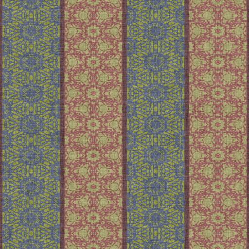 Faded Striped Linen 1