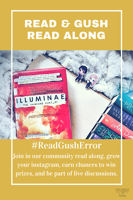 Read & Gush online book club and community: The Illuminae Files