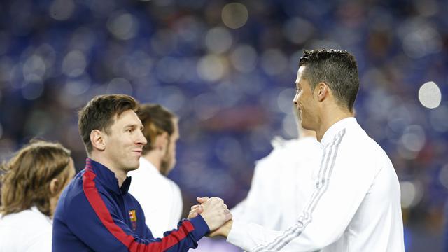 Ronaldo katakan hal ini pada Messi sesudah El Clasico