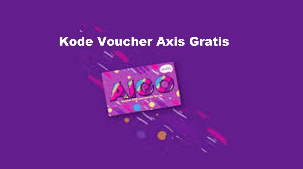 Kode Voucher Axis Gratis