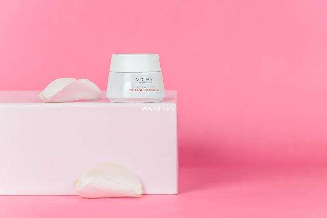 Vichy Liftactiv Collagen Specialist Антивозрастной крем: отзывы с фото