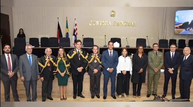 Patoense Paulo Bonavides é homenageado na Justiça Federal da Paraíba
