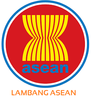 Lambang Asean dan artinya