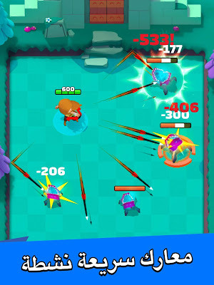 Archero game