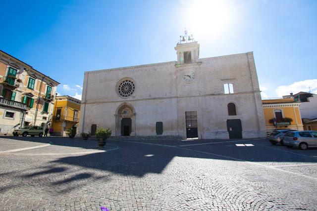 Chiesa di Santa Maria della tomba-Sulmona