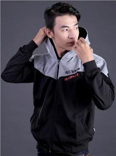 Sweater Cowok Original GARSEL 006