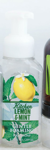 Bath and Body Works Kitchen Lemon and Mint