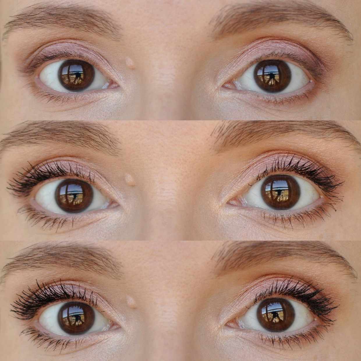 5d47c003b60 At two coats, my lashes start to look a bit more dramatic, but still not  overloaded with product or over the top for daytime - two coats is actually  my ...