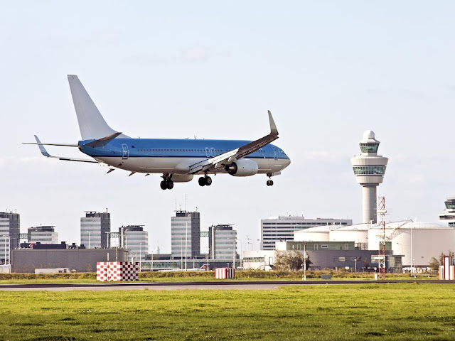هولندا تمدد حظر الطيران من هذه الدول