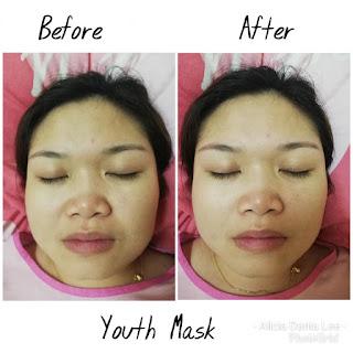 Hadiah raya; youth masker; shaklee labuan; shaklee sabah; youth skin care; purifying clay mask; hydrating gel mask; testimoni youth mask