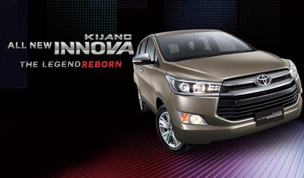 All New Kijang Innova Harga 2.0 G A/t Lux Spesifikasi Kredit Toyota Surabaya