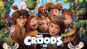 The Croods ~ Exclusive Review