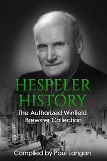 Hespeler History Winfield Brewster