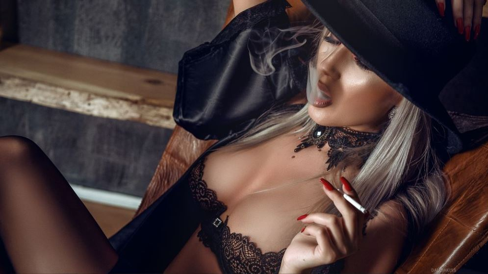 DalidaKiss Model GlamourCams