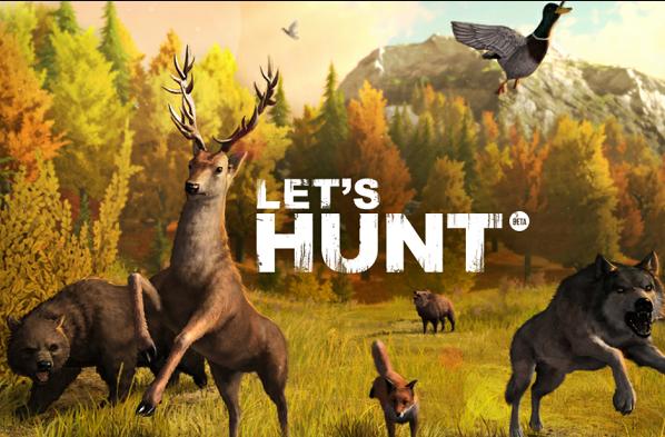 Симулятор охоты на русском - Let's Hunt