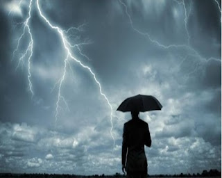 Essa tempestade vai passar, creia no poder de Deus