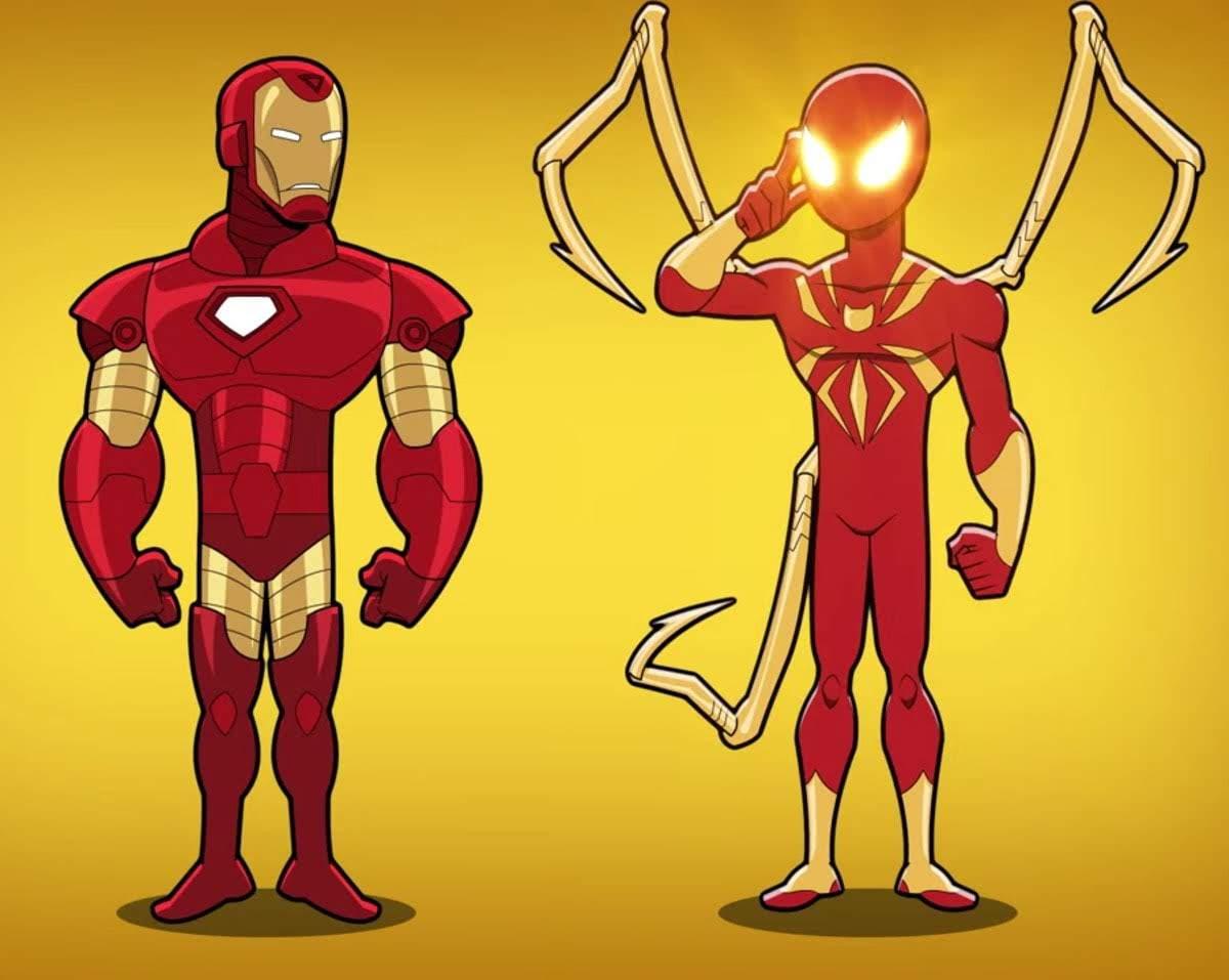 Spider-Man's Top 10 Costumes : スパイダーマンの歴代コスチュームの Top 10 ! !
